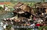 (粵)強颱襲菲律賓釀7死 民眾庇護中心過聖誕
