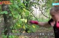(粵)哈薩克9歲女打爆房門  30秒狂出221拳超強