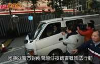 (港聞)涉包庇夜總會拘12人  包括3警受賄幾十萬