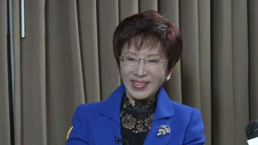 (國)中國國民黨主席洪秀柱接受星島新聞專訪