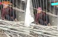 (粵)廣西92歲婦被囚˝豬圈˝  渾身惡臭 兒媳:她自願