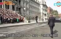 (粵)奧巴馬last day唔捨得  同特朗普唱Barbie Girl
