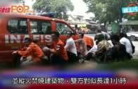 印尼萬隆遭炸彈襲擊 警擊斃1兇徒