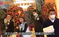 (粵)大劉快閃醫院5分鐘  甘比扶落車兼避記者