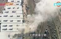 墨爾本嚴重空難 小型機墜毀撞商場5死