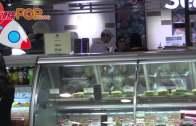 69歲鄭少秋笑唔停  陪細女超市食沙律