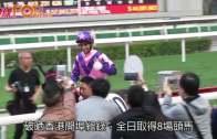 (粵)雷神1日攞8場頭馬  破香港開埠紀錄