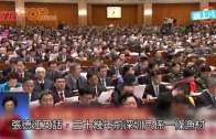 (粵)張德江:深圳2年超港  中央有權過問選特首