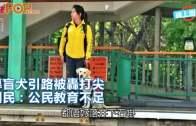 (粵)導盲犬引路被轟打尖  網民:公民教育不足