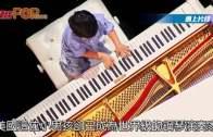 (粵)五歲神童 琴技超凡 演奏莫札特鋼琴協奏曲無難度