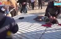 (粵)敘利亞疑爆化武攻擊 逾100死小童吐沫窒息