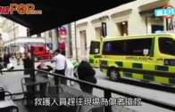 (粵)瑞典一貨車衝撞人群  至少3死多人傷