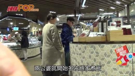 (粵)˝半桶水˝廚藝夫妻 梁漢文買餸老婆做煮婦