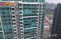 (港聞)私樓供應9.6萬創新高  樓價照破頂飆2.1%