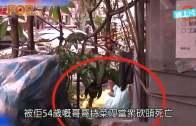 (粵)照顧智障精神病妹30年 台男失控當街斬頭被捕