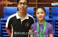 (粵)30秒跳繩105下 14歲李心怡破世界紀錄