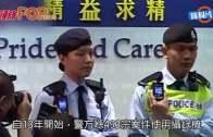 (港聞)前線警員隨身拍片 擬4年後˝一人一機˝