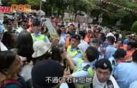 (港聞)大埔龍舟賽CY頒獎  社民連帶˝賤糉˝抗UGL