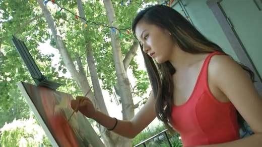 2017星島六月封面佳麗-郭辰玥 Crystal Guo