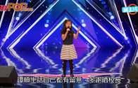(粵)香港女童全美一叮獻唱  2千萬點擊震撼人心