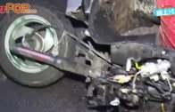 (粵)新北鐵騎士遭撞斷腳亡 斷肢三公里外被發現