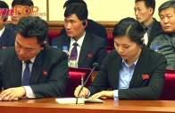 (粵)美國學生獲北韓釋放 昏迷逾一年乘專機返國