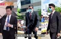 (港聞)七警首被告黃祖成上訴 申請英御用大律師辯護