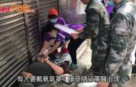 澳停車場尋屍增至10死 4軍人聞臭味悶熱中暑