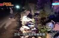 河源貨車撞廣場舞人群 老人小孩3死7傷