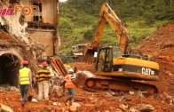 塞拉利昂清晨爆發山洪  睡夢中活埋400人死