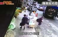 全程單獨行砵蘭街  CCTV揭林子健冇被擄