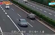 山東女司機信錯GPS  逆線10公里扣12分