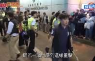 佔中警棍毆打途人案  朱經緯被裁定表證成立
