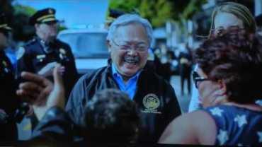 舊金山追思市長李孟賢