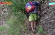 直播崖邊鐵杆踱步  懸崖村飛人未驚過