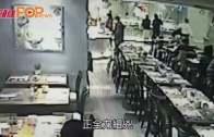 西裝南亞賊酒店「搵食」  天眼直擊扮著褸偷袋