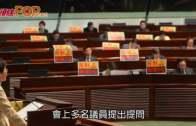 選舉主任DQ周庭  林鄭:無關政治聯繫
