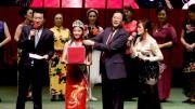 2018星島元宵晚會(16) 美聲女子合唱團 《絨花》 &《我的祖國》、大抽獎