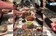 杜汶澤煮九大簋  田蕊妮分頭買餸
