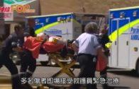 多倫多小型貨車撞人  最少九死司機被捕