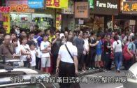 警方拘捕5男2女涉謀殺 押至通菜街重組案情