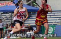 棍網球公開賽輕取上海 港隊衛冕女子組冠軍