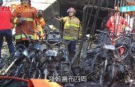 印尼三教堂連環爆炸 9死40傷兒童倒血泊