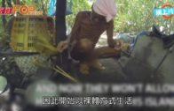 日男孤島裸居近30年 因病被迫帶回文明世界