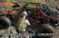 「食雞」戰車現大欖隧道 司機疑邊玩電話邊揸車