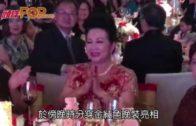 薛家燕娶新抱感觸落淚: 終於等到這一日