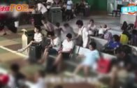 沙田的士互撼釀6傷 疑有人衝燈惹禍