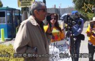 孟山都除草劑致癌 權益人士抗議