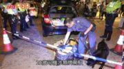 20歲仔無牌駕駛載通緝犯  遇截查衝警察路障