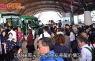 港珠澳穿梭巴新措施 周末多20部巴士疏人潮